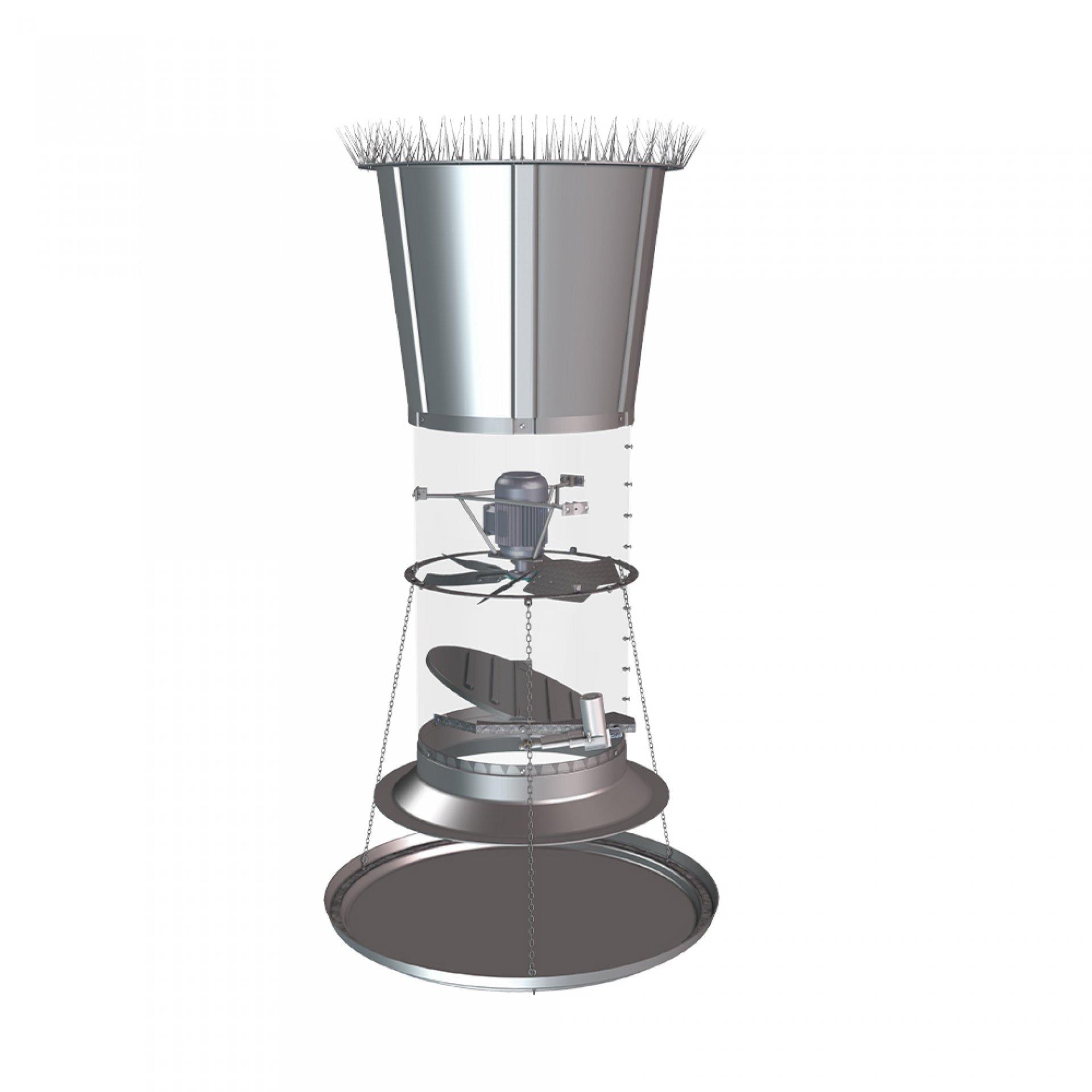 chimney-fan